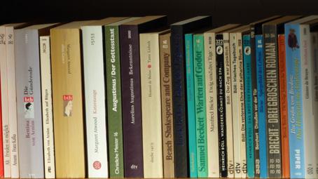 Bücher für den Flohmarkt