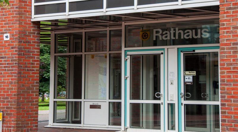 rathaus wentorf bei hamburg