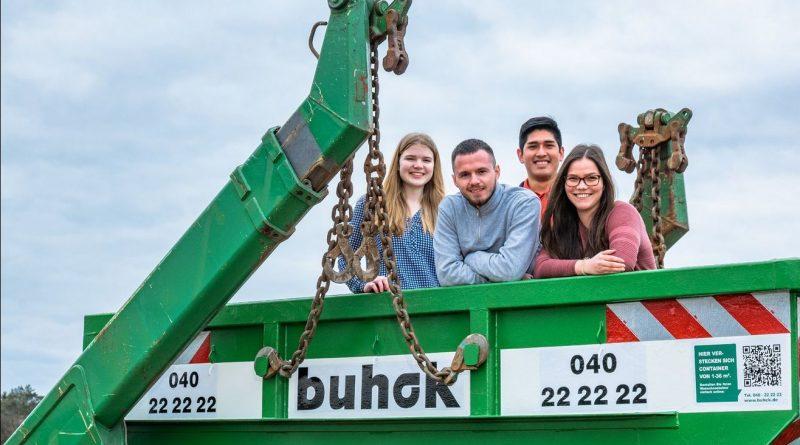 Azubi's Buhck Gruppe